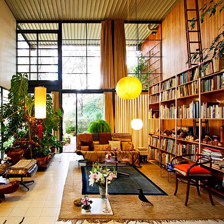Eames House Eameshouse Twitter