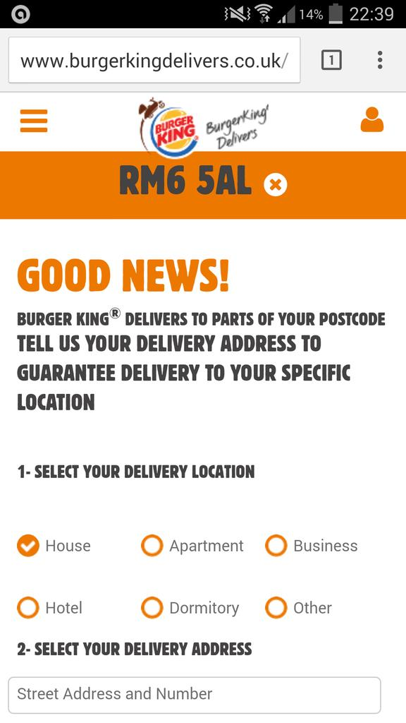 Burger King launches UK home deliveries - ITV News