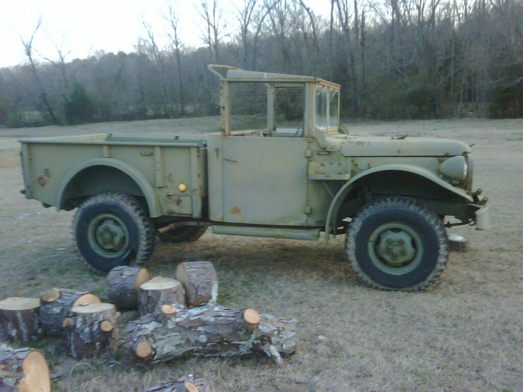 Franklin Graham On Twitter My 1949 Dodge Power Wagon Pick Up They 0 Replies Retweets Likes