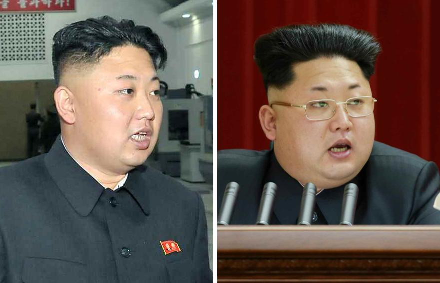 Satire Kim Jong Un Gains 100 Pounds Gets Ridiculous Haircut