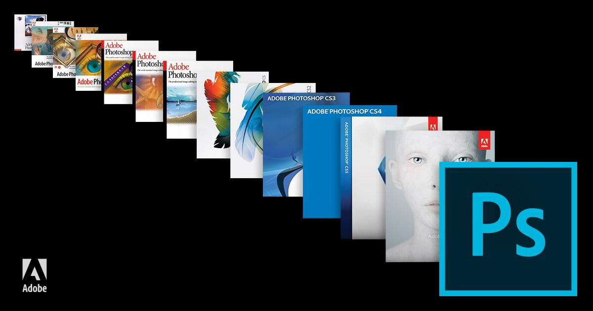 Adobe celebrates 25 years of Photoshop http://t.co/vk1lmoh9vf http://t.co/b6nh5y1jgx