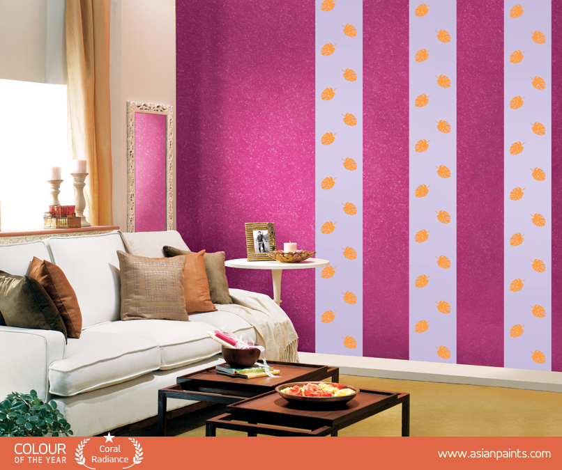 Asian Paints On Twitter Add Elegance To Your Living Room With The New Royale Play Sponge