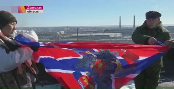 Ситуация на Луганском направлении остается сложной. Новотошковское обстреляно из ствольной артиллерии, - пресс-центр АТО - Цензор.НЕТ 965