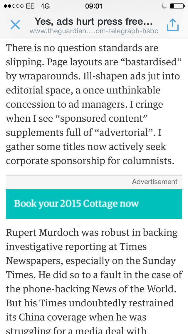 The Guardian's self awareness reaches new low http://t.co/gPb96H1uyV