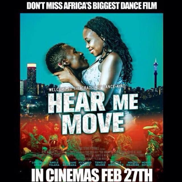 #HearMeMoveFilm is touching and massively sexy. Dance on point. Story on  point. See it! This weekend at the movies!pic.twitter.com/x4wWNNlJKs