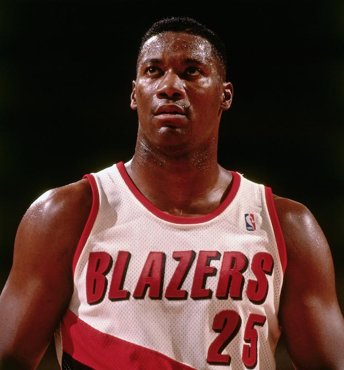 Former Blazers Great Jerome Kersey Dies At The Age Of 52