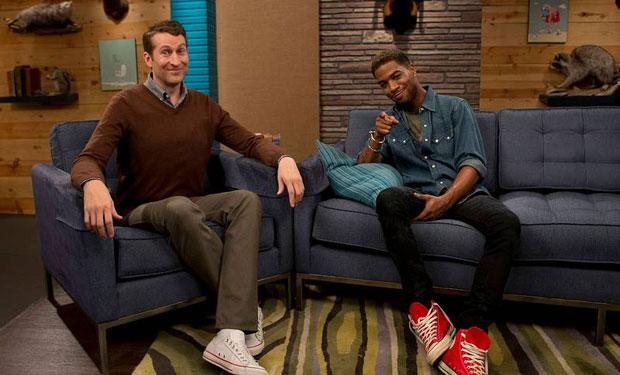 Please help us welcome #CBBTV's new co-star, @KidCudi (with retweets, favorites and emojis)! http://t.co/cPYR8FNuNu http://t.co/FMo0cpMrj2