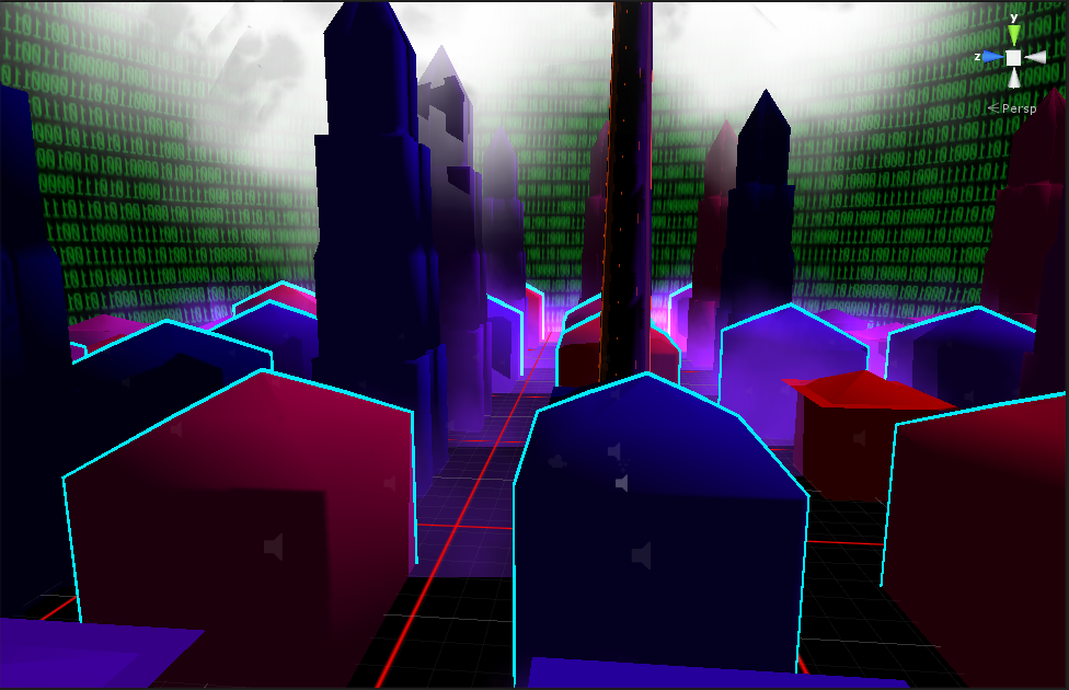 toon outline shader #hack for no transparency! #neon Another leap towards #pr0xy beta @UWEGames #pwconf #gamedev http://t.co/m1Z34sKyjf