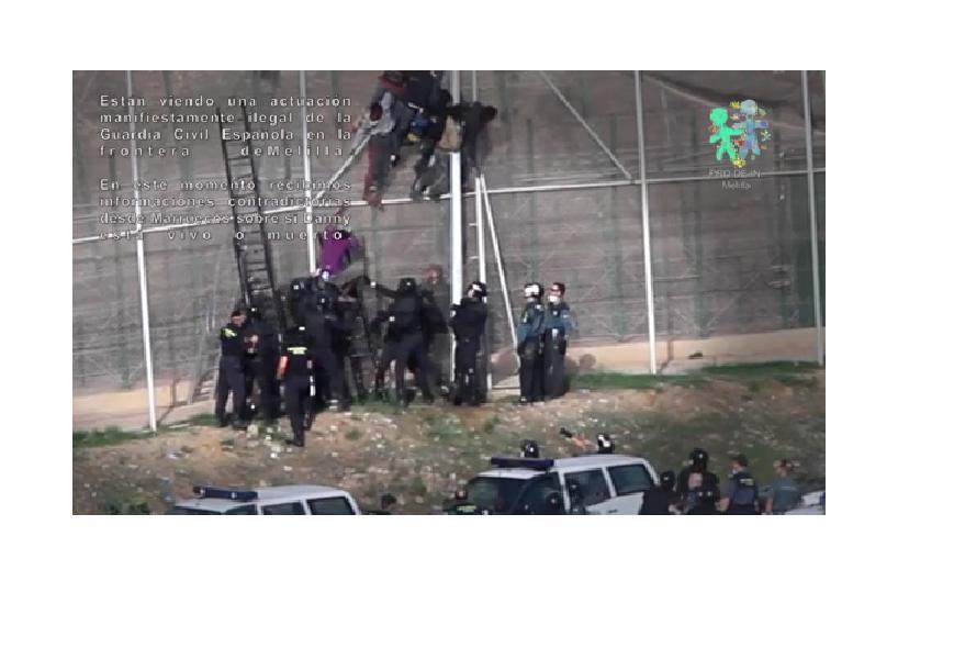 Además de imputar a 8 Guardias Civiles más,el juez de Melilla pide las órdenes y cita testigos http://t.co/OT3ypYHJga http://t.co/z9k3l6Yz3N