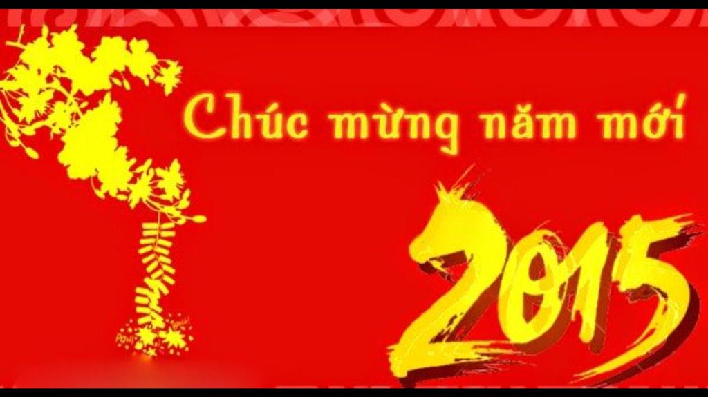 happy vietnamese new year chuc mung nam moi wishing 2015 brings everyone happiness health and prosperitypictwittercomotx4qneuy8