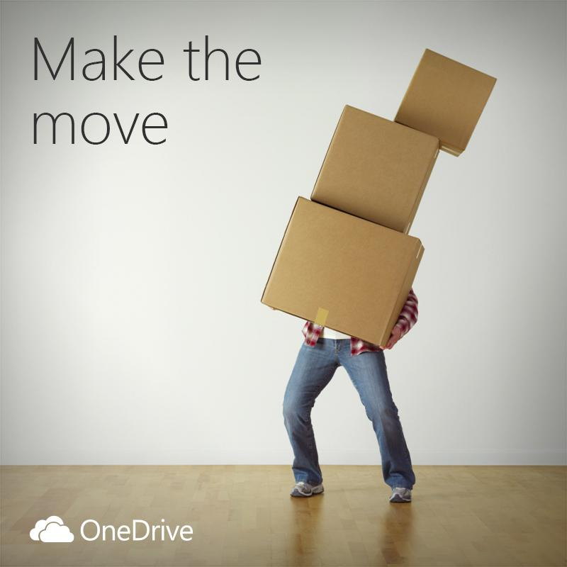 Dropbox Users Can Score 100GB of OneDrive Storage for Free