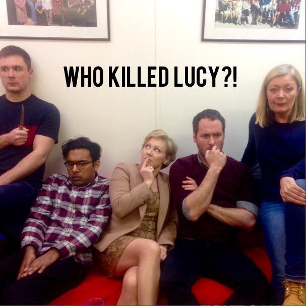 Last minute detective work... Tonight's the NIGHT @bbceastenders #suspecteveryone  #EELive @1danboy @HimeshJPatel http://t.co/O9bJMHJr8C