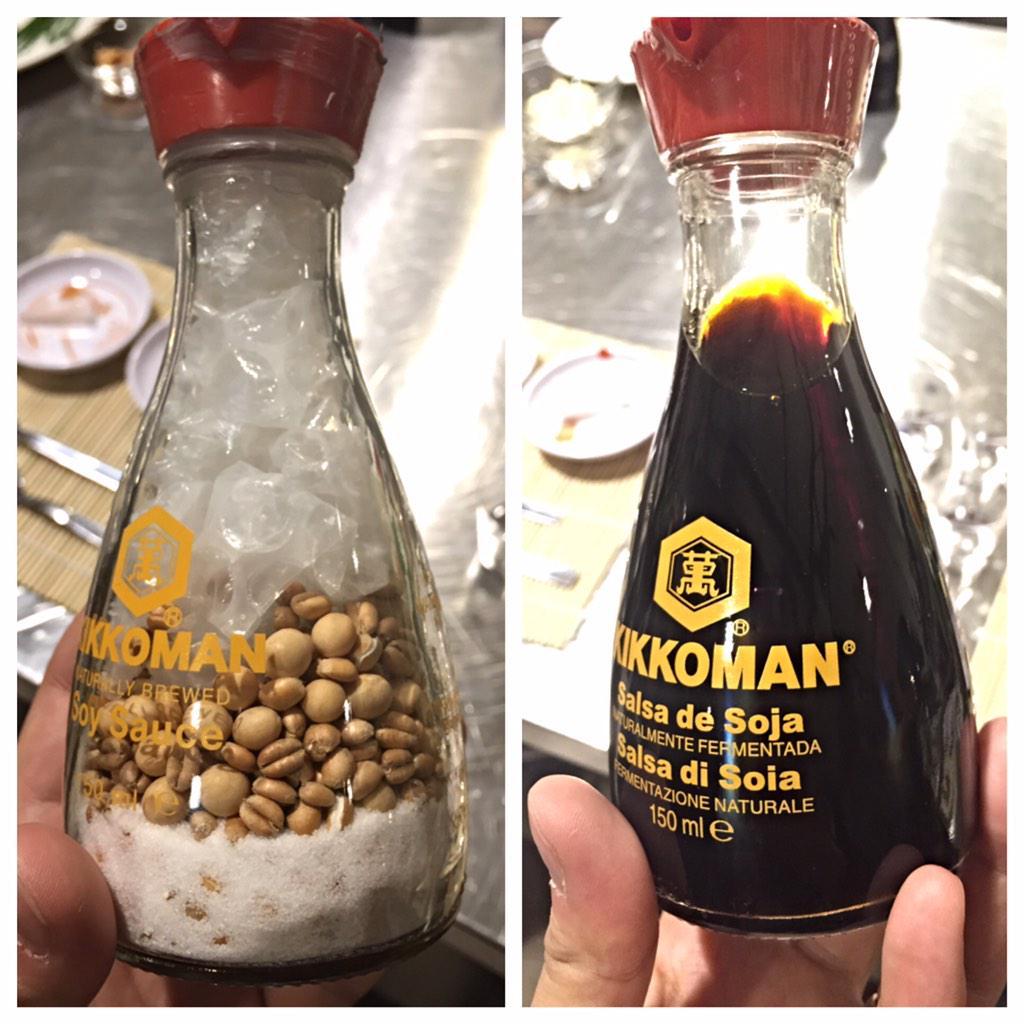 Eurofood richiama la Salsa di soia Kikkoman