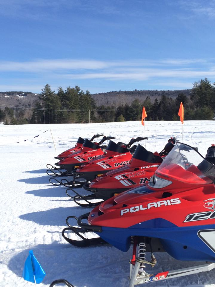 Snowmobile Vermont on Twitter: