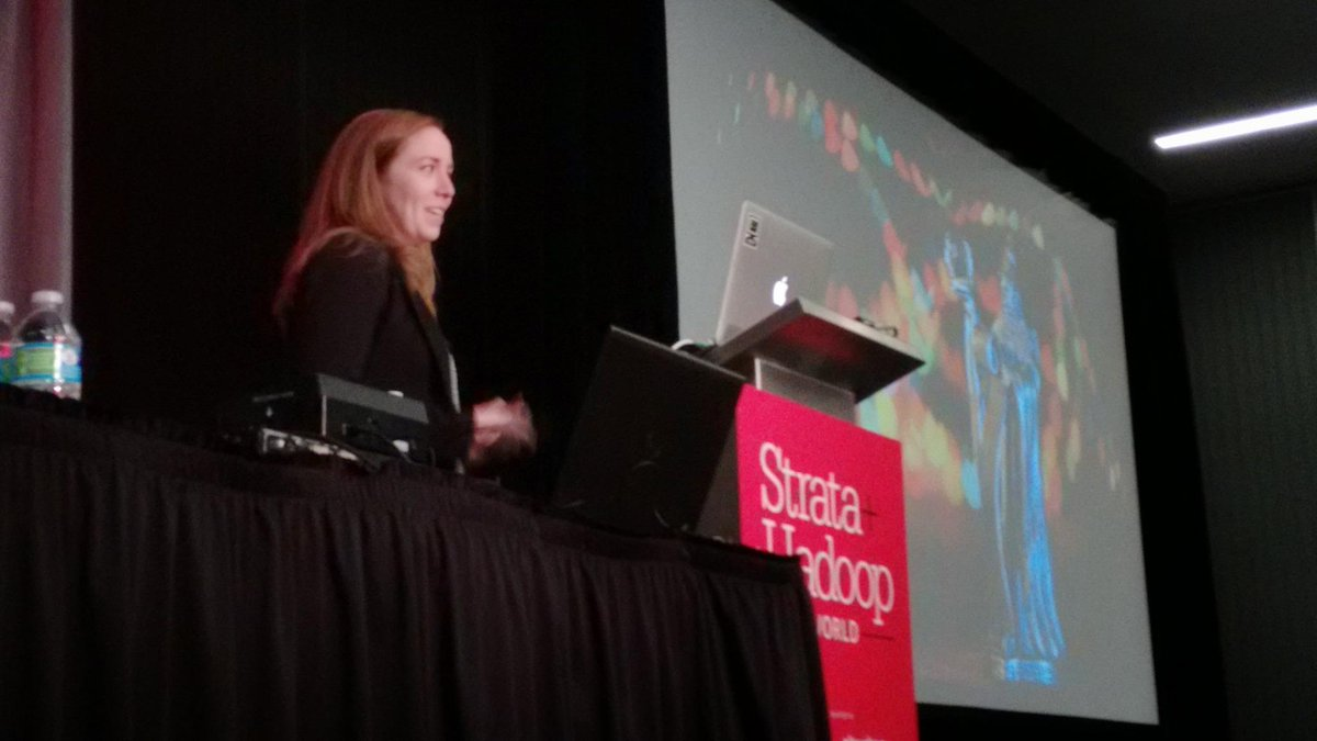 """Log everything, not just errors -- storage is cheap!"" -- @SashaLaundy http://t.co/O5XCg9gxna #StrataHadoop http://t.co/Krb3oszLwf"