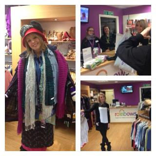 Lose 10lbs!! Give your clothes to @Rainbowshospice #fashion  #donate http://t.co/m25DkVQfGg