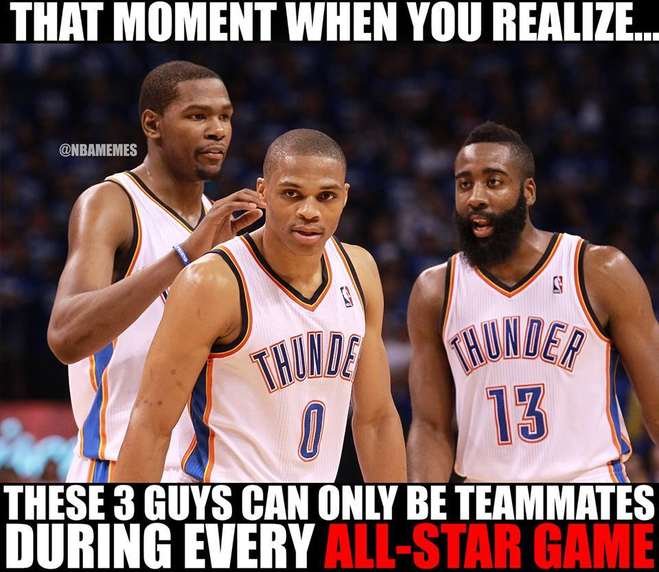 James harden nba memes on twitter quot imagine if a james harden russell