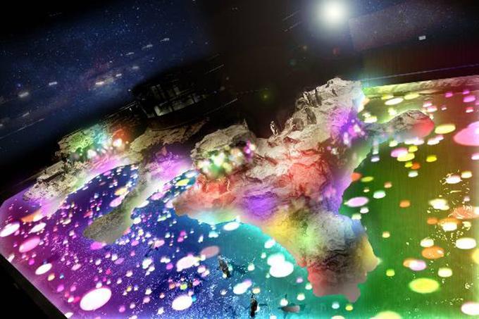 すみだ水族館でペンギンが光に包まれるプロジェクションマッピングの新展示開催 - fashion-press.net/news/15473 pic.twitter.com/Zrd2FxbFn6