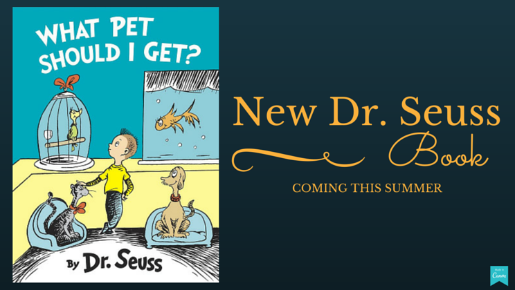 New Dr. Seuss book to be released http://t.co/02zh4UGsR5 http://t.co/wS1yIHlu4R