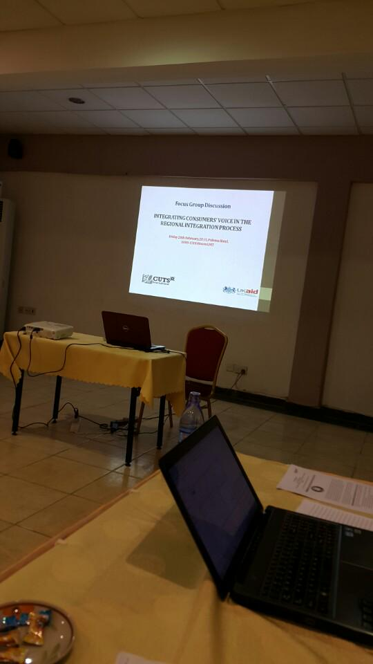 Moderating focus group on integrating #consumer voices in #ecowas, org by #CUTS @africajerry https://t.co/RA5Z2Uu0fE http://t.co/hIbYb3T4Dx