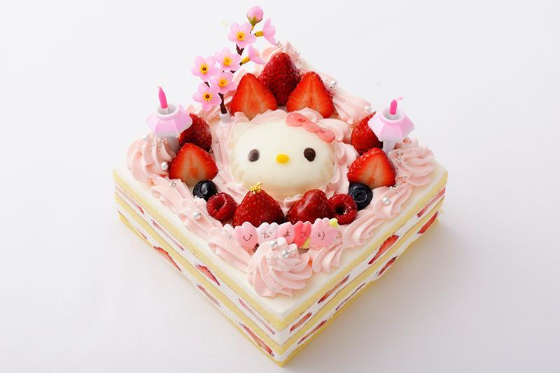 「堂島ロール」のモンシェールがひなまつりの限定スイーツ発売 - ハローキティのケーキなど - fashion-press.net/news/15486 pic.twitter.com/qz4WElGi0H