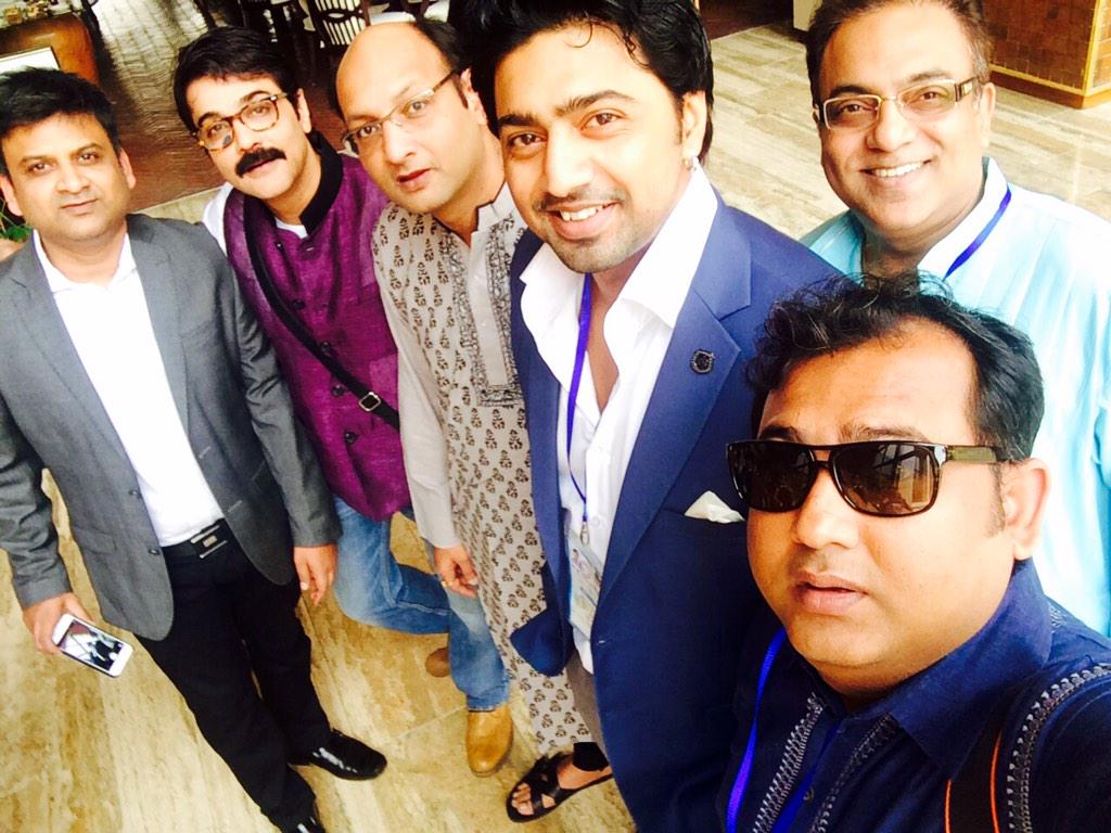 'বৈঠকী বাংলা' , an interaction between d Cultural Fraternity of WESTBENGAL & BANGLADESH ..   হৃদয়ে বাংলাদেশ
