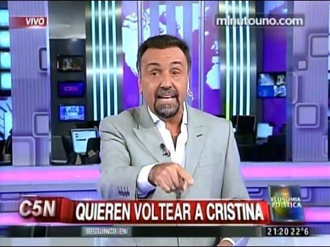 Roberto Navarro: Esta noche, Imperdible!