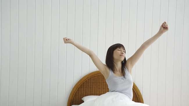 Cara Agar Bangun Tidur Terasa Segar Dan Tidak Mengantuk Tanpa Minum Kopi - AnekaNews.net