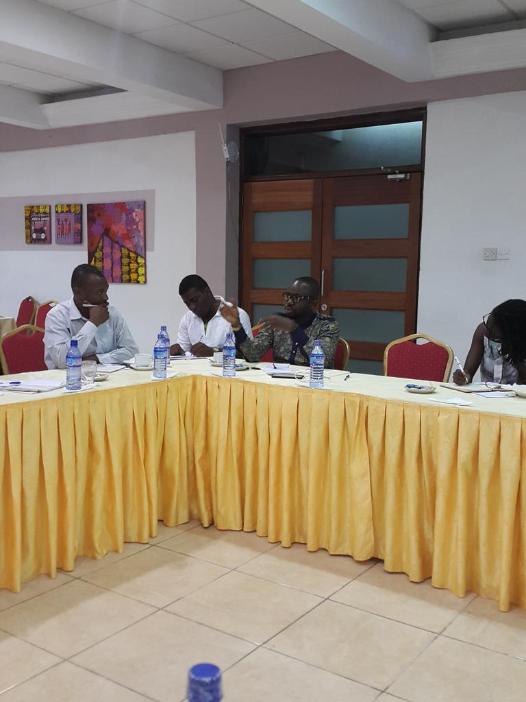 Lord of #Ministry of #Trade says systems need 2 work on #ecowas integration. @KhaitaSylla @mashanubian http://t.co/7TbL0qX0w6