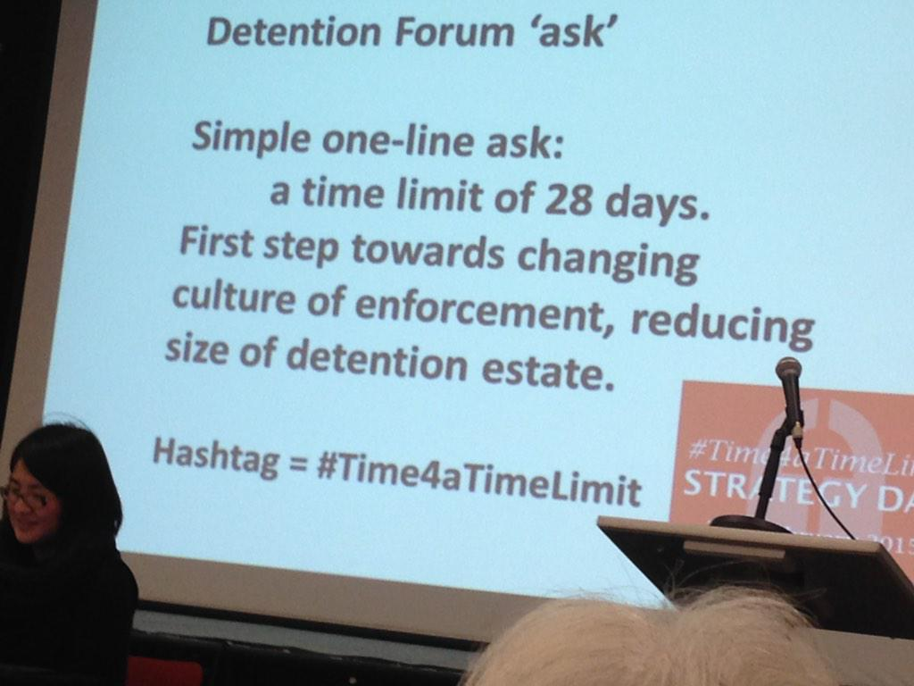 Detention Forum 'ask': #Time4aTimeLimit http://t.co/9gjSJchagJ