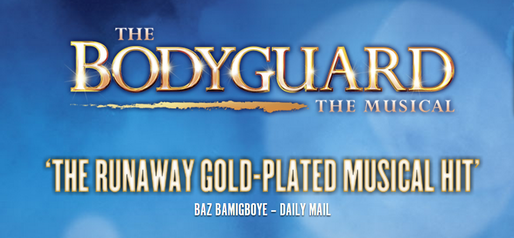 RT @TheBodyguardUK: Who's joining us to catch @iamzoebirkett​ as Rachel Marron this afternoon or @alexandramusic​ later this evening!? http…