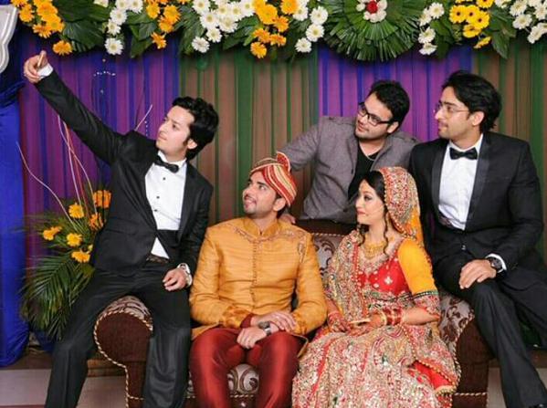 Shaheer Sheikh Wedding Pics