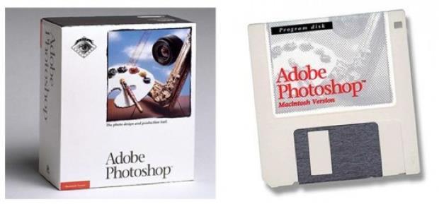 20 février 1990 Lancement du premier Photoshop #techno  http://www. espace-turing.fr/Lancement-du-p remier-Photoshop.html &nbsp; … <br>http://pic.twitter.com/VIU5XqAQCu