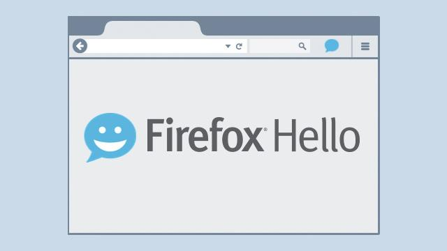 Firefox Hello vs Skype, chat gratis video con tecnologia Telefonica