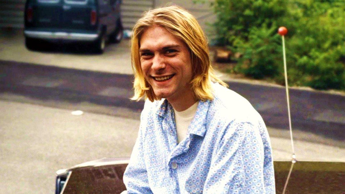 Today in 1967, Kurt Cobain is born in Aberdeen, Washington. Happy Birthday, Kurt! #KurtCobainDay. @Nirvana. http://t.co/cGMgmAwbWL