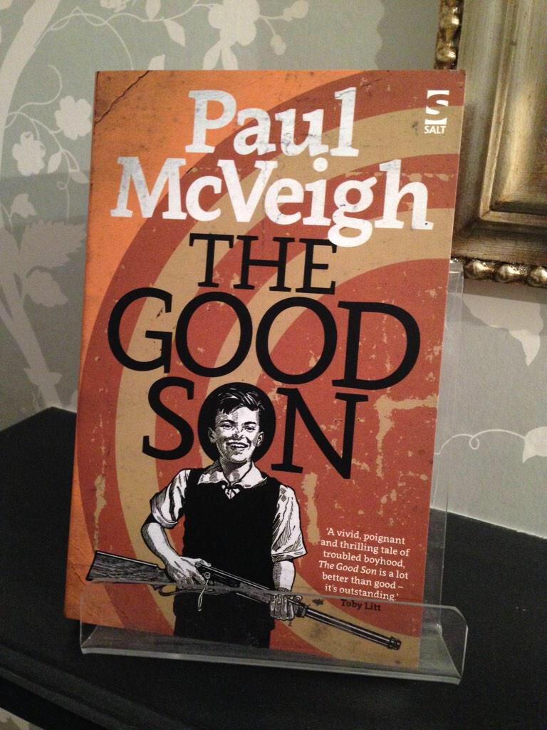 My novel is finally in print! #TheGoodSon out in April with @saltpublishing @MissCarrieK http://t.co/7ajHiyLP2p