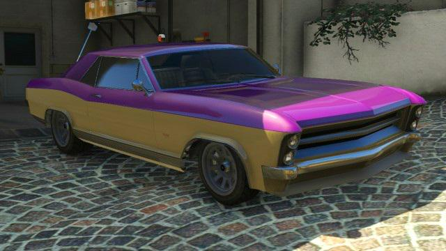Gta Cars On Twitter Gta Muscle Car Albany Buccaneer