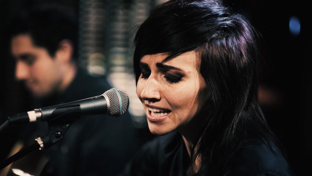 .@lights stopped by @thebroadcasttv to give us a preview of her show at the Granada and she knocked our socks off! http://t.co/mqczmwdQZ6