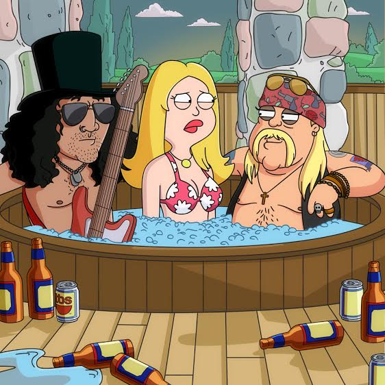 Mistaken. Sexy francine american dad cute dress agree, your