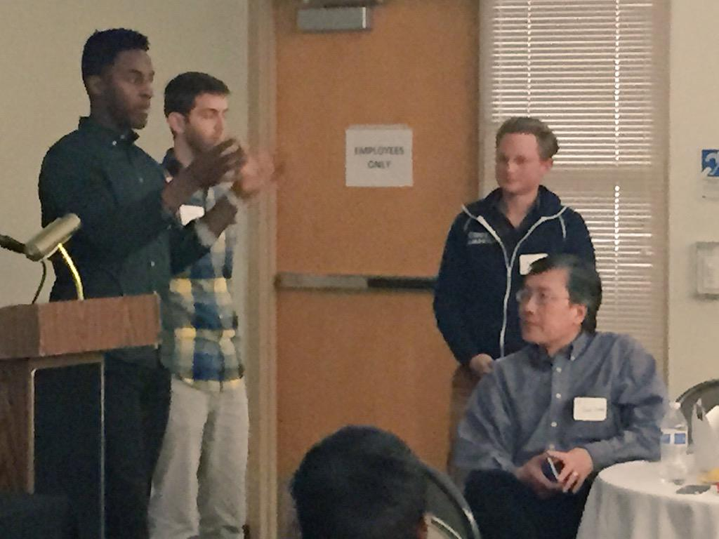 #abq #cfa fellows @WillTyner1 and Yaniv along with @garrjacobs taking questions @UNM #d2k event http://t.co/tfTf2W0Ly9