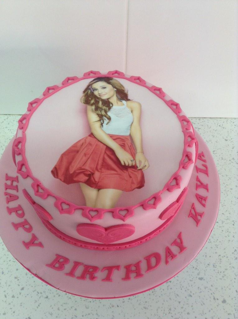 Pin Ariana Grande Cake On Pinterest