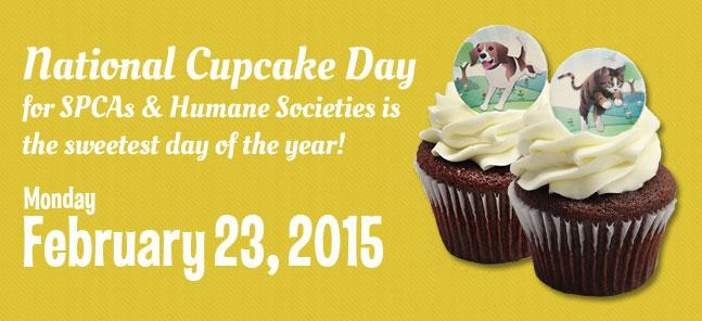 Please help @SO_pr celebrate #NationalCupcakeDay for @OntarioSPCA this Monday  http://t.co/OpOuuCwIUB #clientlove http://t.co/tK6f6uBTiF