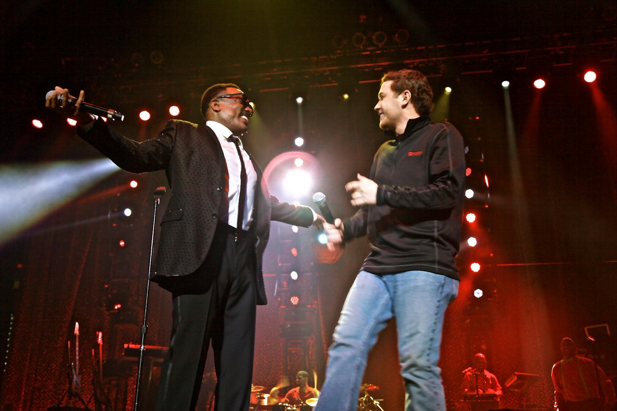 @ScottyMcCreery performing with @ImCharlieWilson Article coming up tomorrow. http://t.co/0uPEqVSo7M