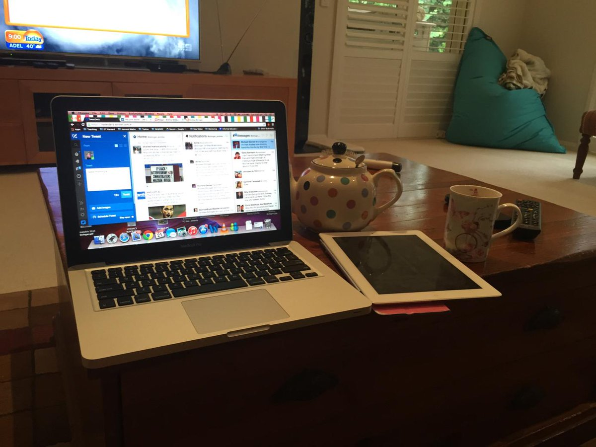 Ready for #satchatoc with @richardgerver http://t.co/xFYxhAr8jp