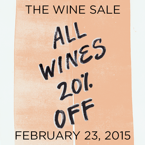 ALL #WINES are 20% off today in-store and online! #HappyMonday http://t.co/jr0ZeuVGsc http://t.co/jYbHwv9ehN