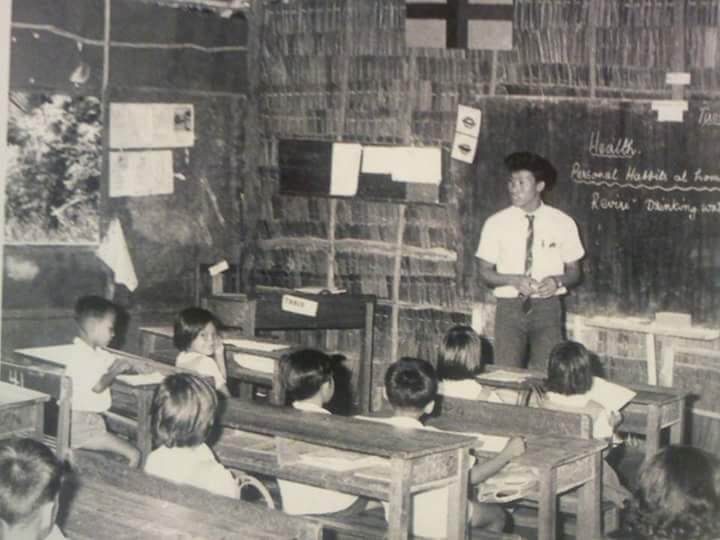 Image result for sekolah tahun 1960