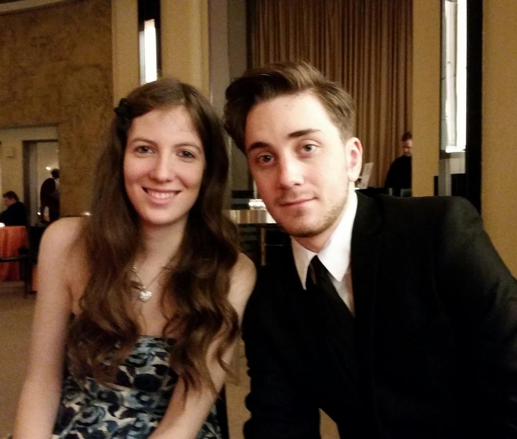 #ACTRAAwards @ACTRAToronto  @CleoTellier @auzzymac #toronto #Carlu http://t.co/HkRb4uJZs6