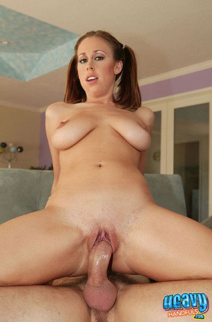 Pornstar carly kaleb with big perky tits appears in adult images