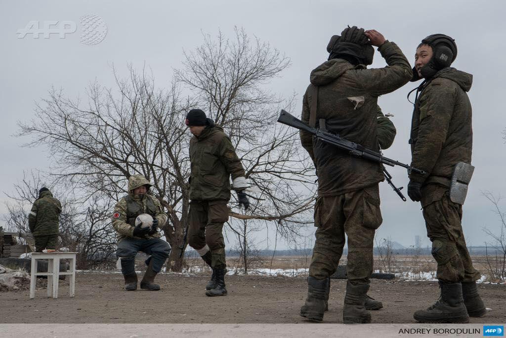 ОБСЕ заявляет о гуманитарной катастрофе в Дебальцеве - Цензор.НЕТ 7829