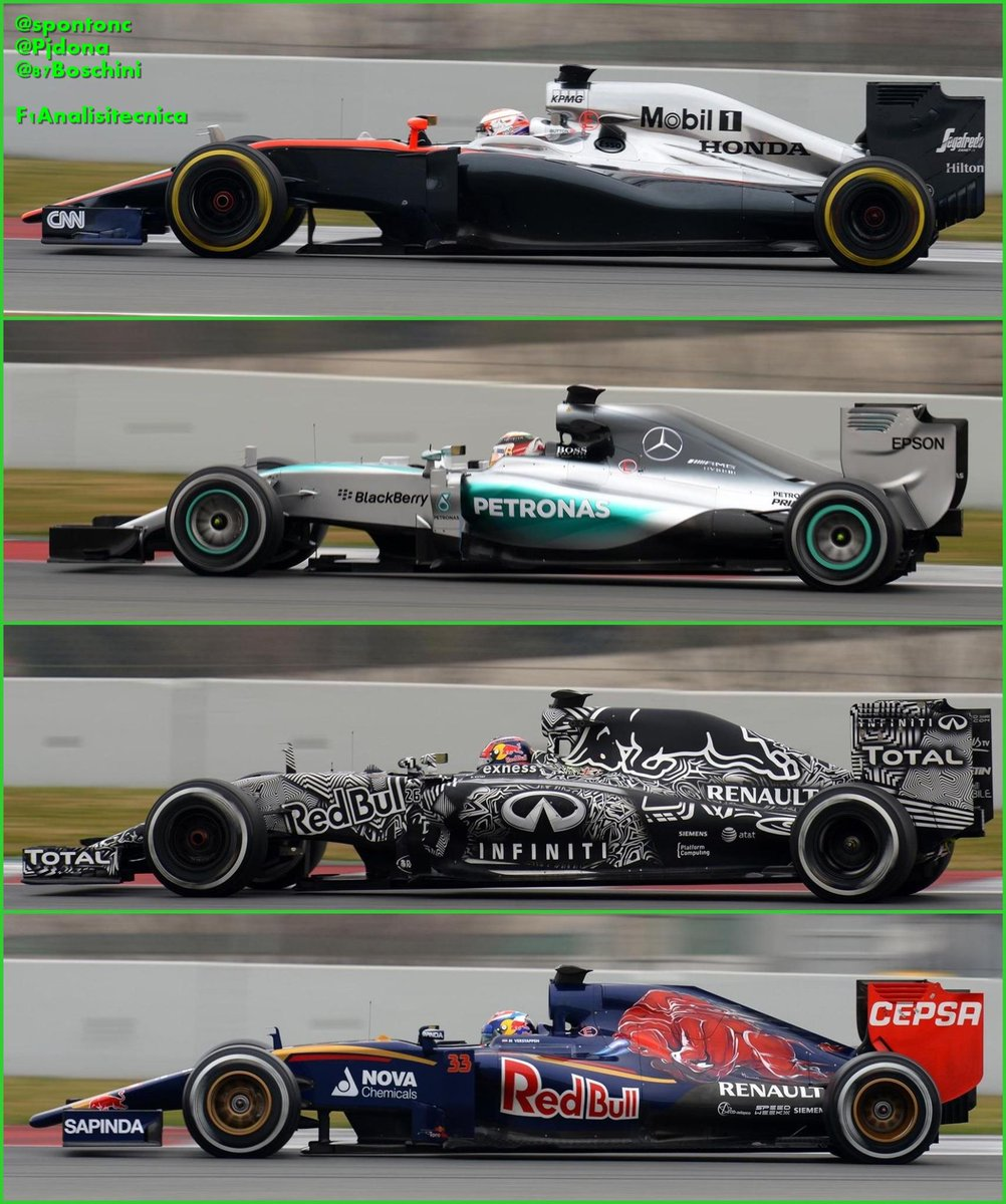 Insight The Floors Of F1 Formula1 Diagram Downforce Generated By Raked Underbody But Rbr Even Today Without Their Ebd Still Consistently Runs Greater Rake Than Other Teams As